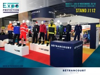 Rendez-vous EXPO PROTECTION 2018 - 209